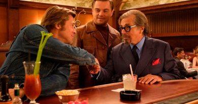Brad Pitt y Di Caprio se lucen en la nueva película de Tarantino
