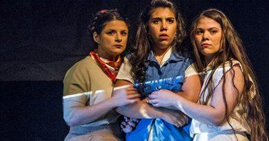 Siguen los festejos en la Casa de la cultura con la obra teatral: 25 de noviembre o el comportamiento de las mariposas