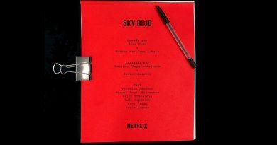 'Sky Rojo', la nueva serie del creador de 'La casa de papel', inició su rodaje