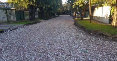 20180613 brown3 Obras para mejorar 1000 calles en Alte Brown