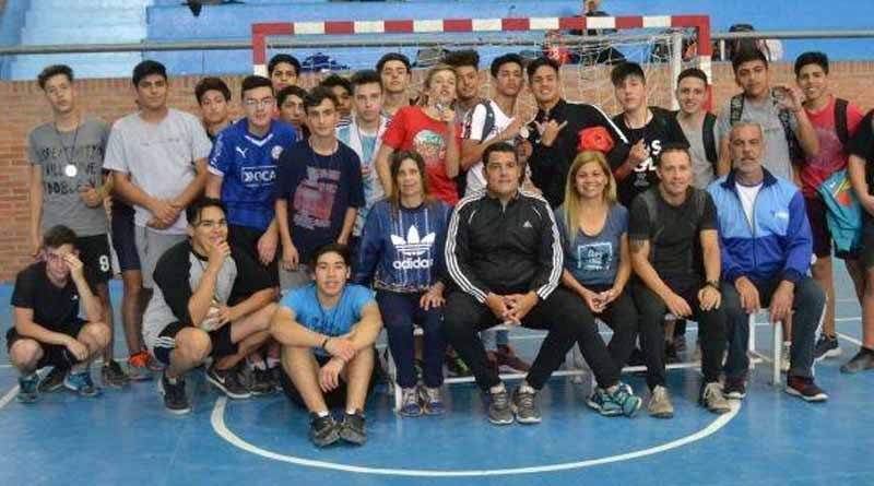 20181102 brown15 Handball escolar en torneos bonaerenses
