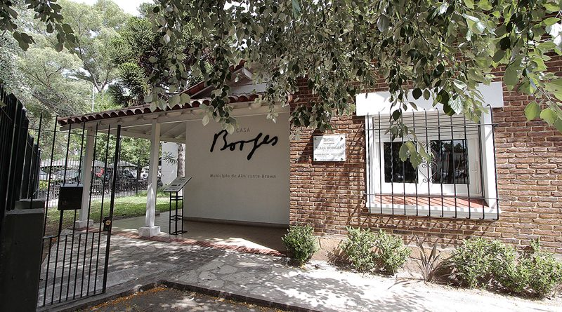 21090822 brow Celebración por el 120 aniversario del nacimiento de Borges