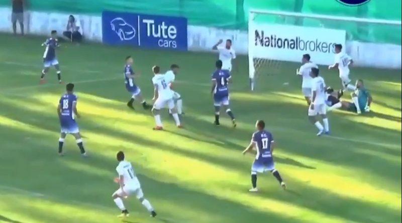 20191203 deportes1 El Azul perdio con Real Pilar