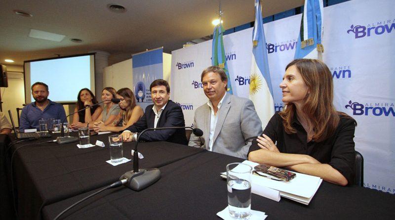 20200116 brown Cascallares lanzó el Consejo de Nutrición y Alimentación en Alte Brown