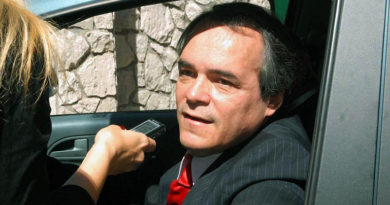 José Bereciartúa, Secretario General de la CAME