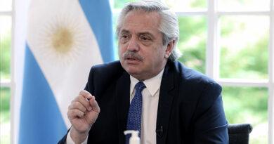 20201127 alberto f Alberto Fernández